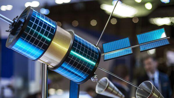 Un satélite de comunicación Gonets-M - Sputnik Mundo