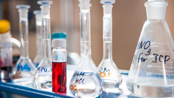 Laboratorio de Nanomateriales Biomédicos de NUST MISIS - Sputnik Mundo