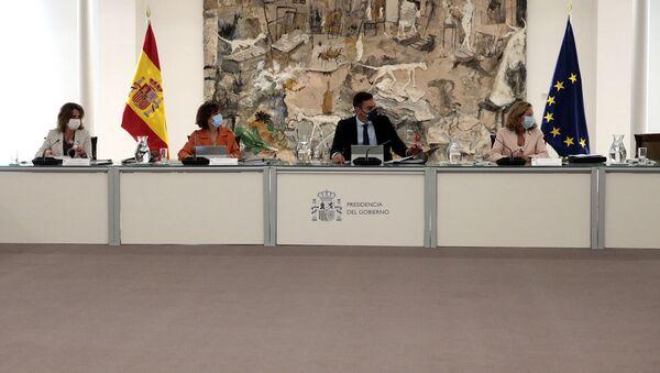 Reunión del Consejo de Ministros 29 de septiembre - Sputnik Mundo