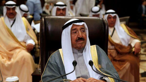 Sabah al Ahmad al Jaber al Sabah, emir de Kuwait - Sputnik Mundo