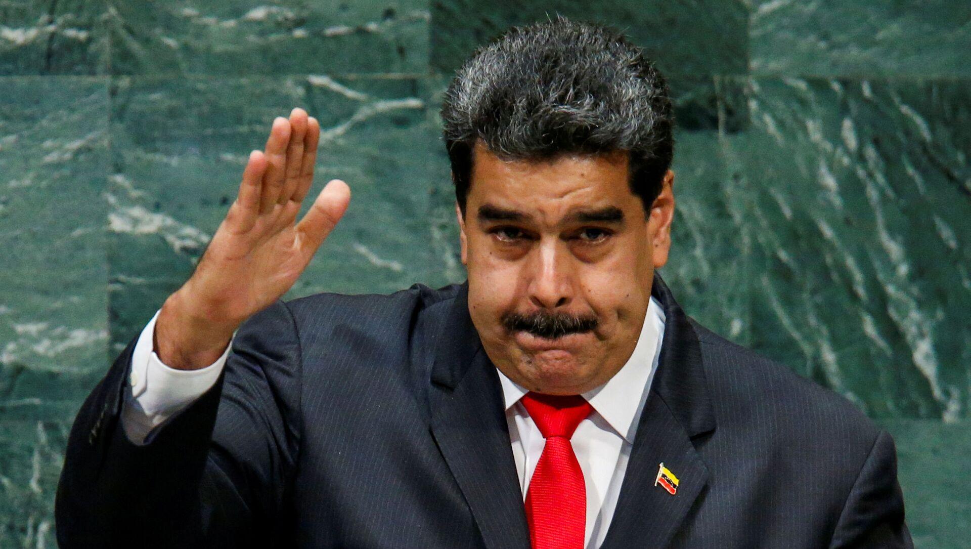 Nicolás Maduro, presidente de Venezuela - Sputnik Mundo, 1920, 25.10.2020