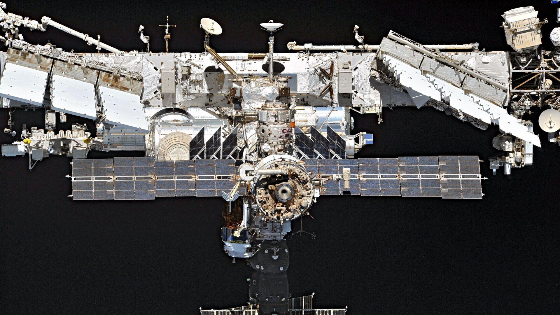 Estación Espacial Internacional (EEI) - Sputnik Mundo, 1920, 21.04.2021