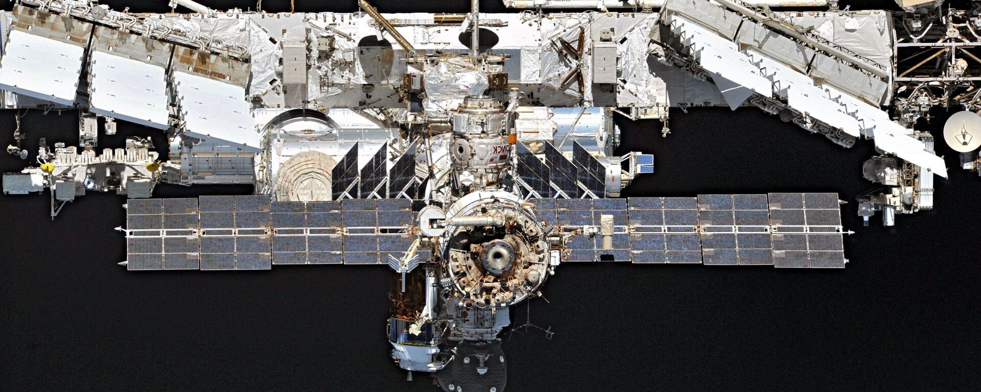 Estación Espacial Internacional (EEI) - Sputnik Mundo, 1920, 07.06.2021