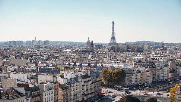 París, la capital de Francia - Sputnik Mundo