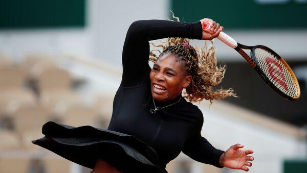 Serena Williams, tenista, ex primera raqueta del mundo - Sputnik Mundo