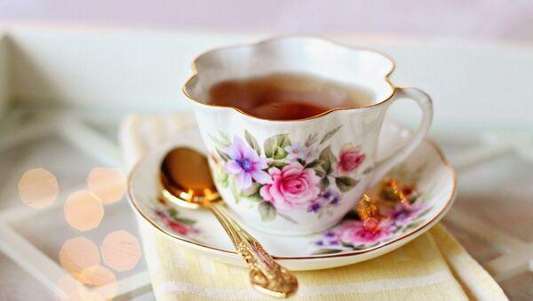 Una taza de té - Sputnik Mundo