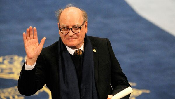 El historietista argentino Joaquín Lavado Tejón, conocido como Quino - Sputnik Mundo