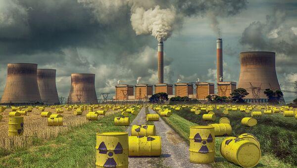 Central nuclear (imagen referencial) - Sputnik Mundo
