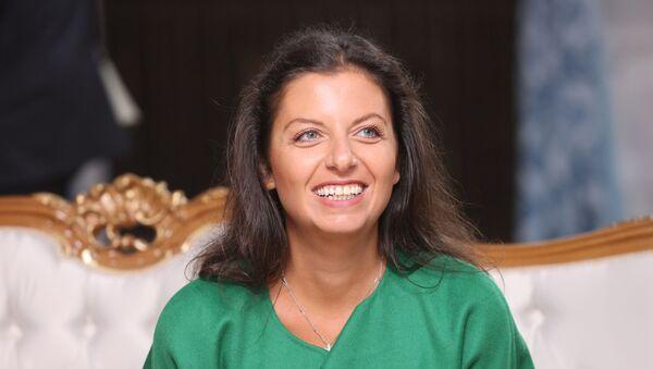 Margarita Simonián, la directora de RT y Sputnik - Sputnik Mundo