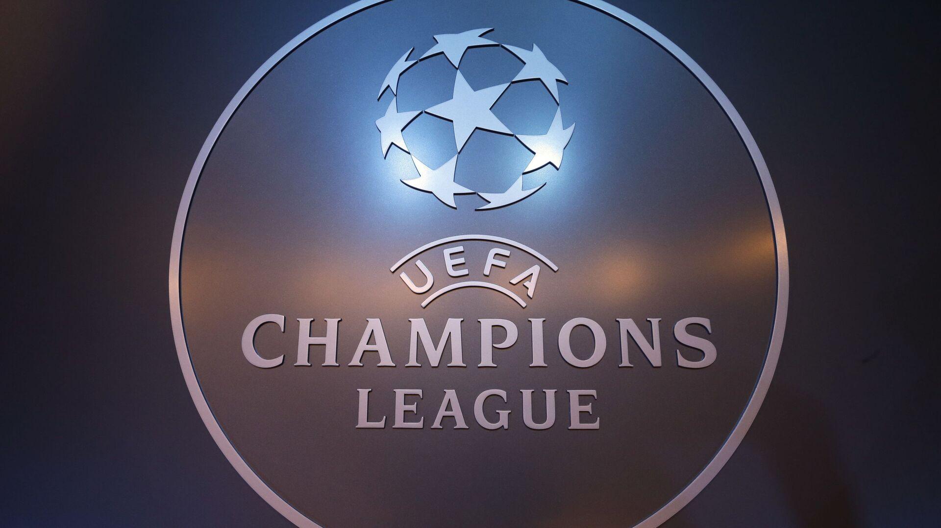 Logo Champions League - Sputnik Mundo, 1920, 13.05.2021
