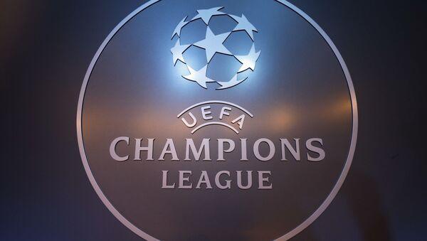 Logo Champions League - Sputnik Mundo