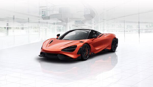 McLaren 765LT - Sputnik Mundo