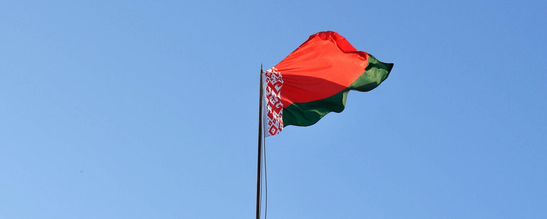 Bandera de Bielorrusia (imagen referencial) - Sputnik Mundo, 1920, 25.06.2021