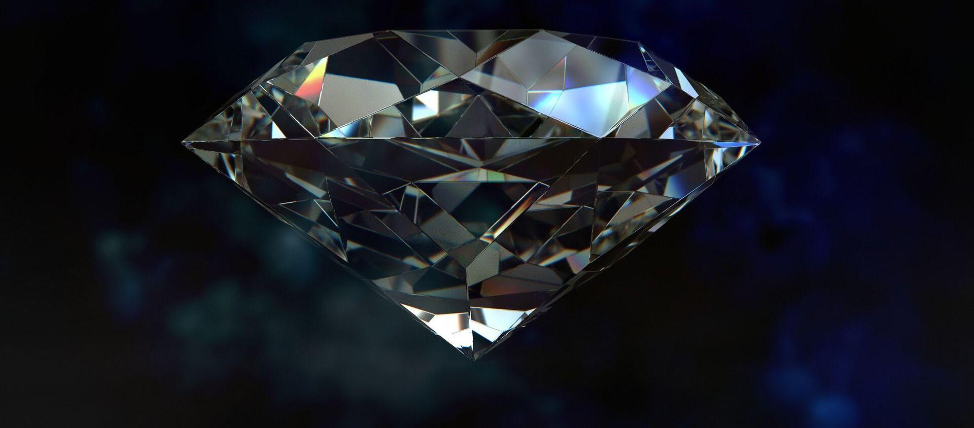 Un diamante - Sputnik Mundo, 1920, 02.10.2020