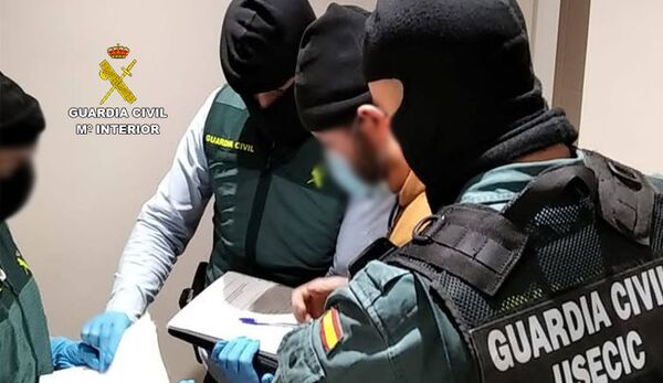 Guardia Civil detiene a un presunto miembro de ISIS - Sputnik Mundo