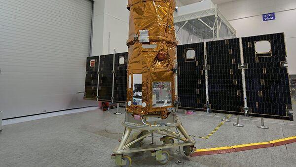 El satélite espía israelí Ofek-16 - Sputnik Mundo