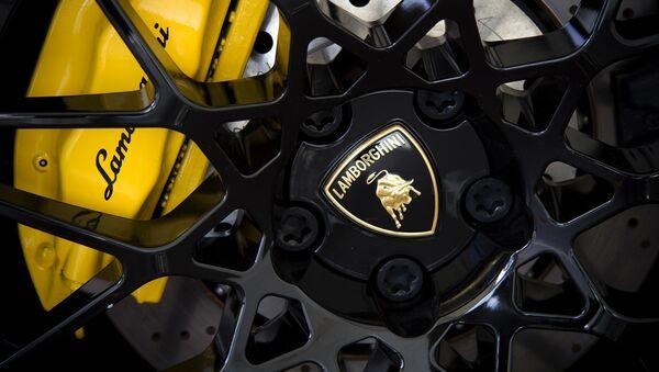 Logo de Lamborghini - Sputnik Mundo