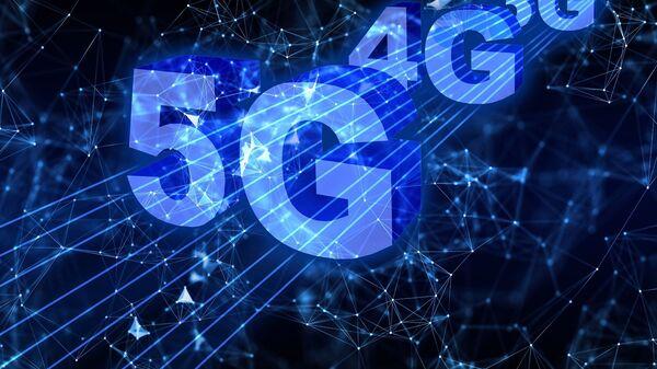 Tecnología 5G (imagen referencial) - Sputnik Mundo