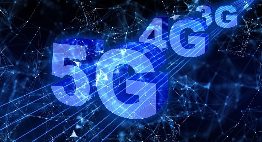 Tecnología 5G (imagen referencial)