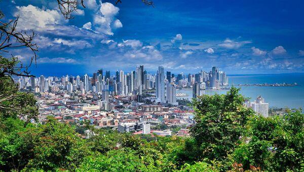 Ciudad de Panamá - Sputnik Mundo