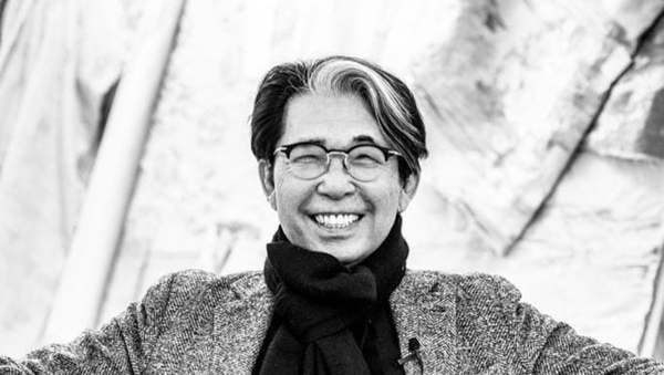 Kenzo, diseñador japonés - Sputnik Mundo
