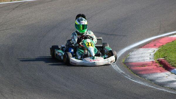 'Karting', foto de archivo - Sputnik Mundo