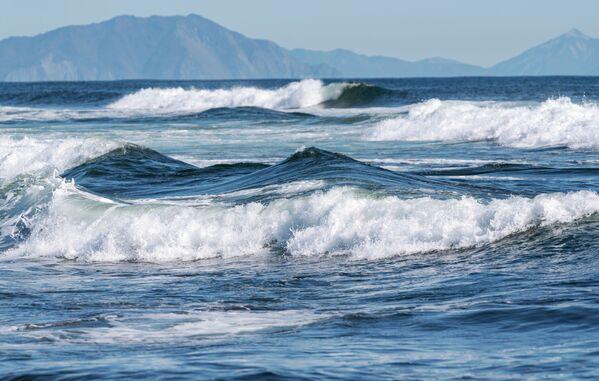 Тихоокеанское побережье полуострова Камчатка - Sputnik Mundo