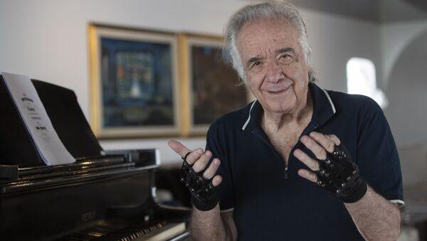 El pianista brasileño Joao Carlos Martins - Sputnik Mundo