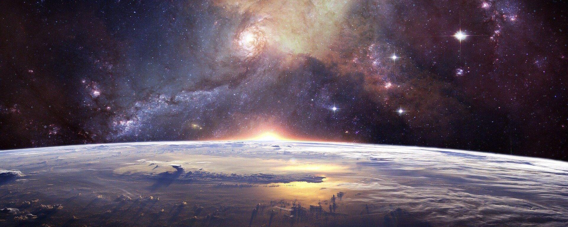 El Universo (imagen referencial) - Sputnik Mundo, 1920, 16.08.2021