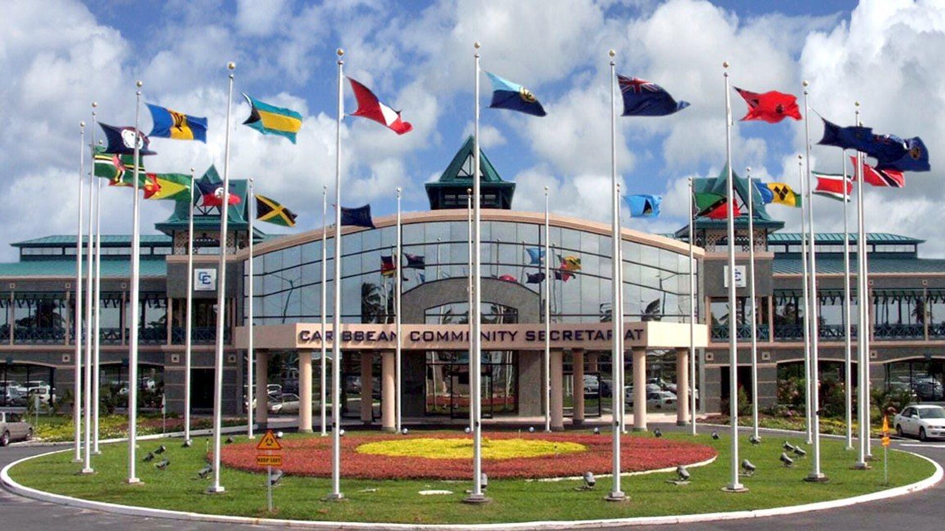 Sede de Caricom - Sputnik Mundo, 1920, 10.08.2021