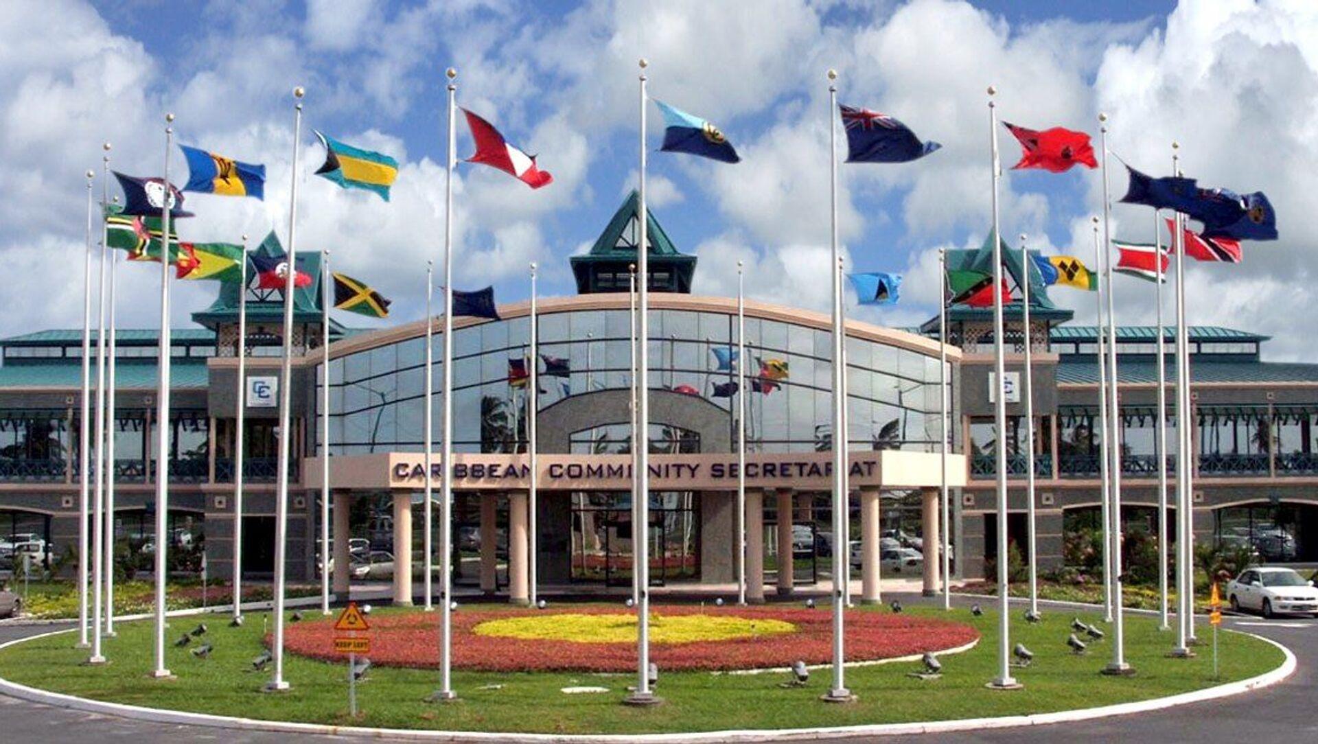 Sede de Caricom - Sputnik Mundo, 1920, 06.10.2020