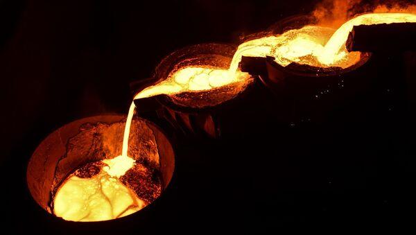 Metalurgia (archivo) - Sputnik Mundo
