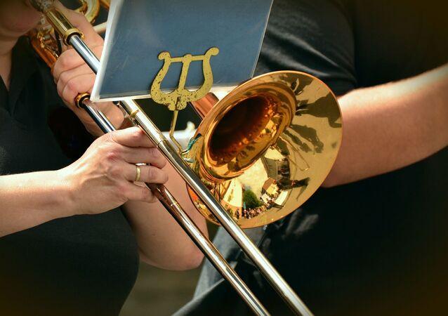 Una trompeta (imagen referencial)