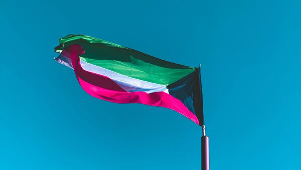 Bandera de Kuwait - Sputnik Mundo