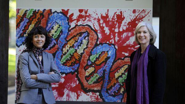 Emmanuelle Charpentier y Jennifer Doudna, los ganadores del Premio Nobel de Química 2020 - Sputnik Mundo