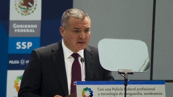 Genaro García Luna, secretario de Seguridad de México del sexenio de Felipe Calderón (archivo) - Sputnik Mundo