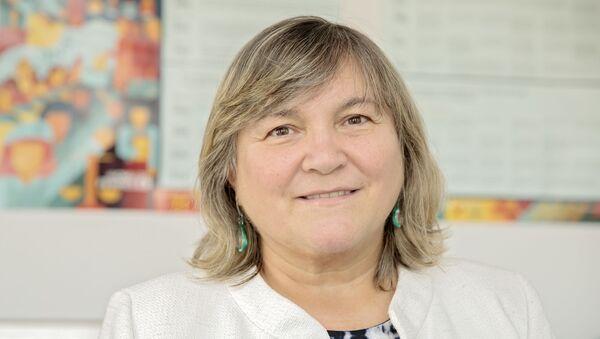 Directora regional de ONU Mujeres para las Américas y el Caribe, Maria Noel Vaeza - Sputnik Mundo