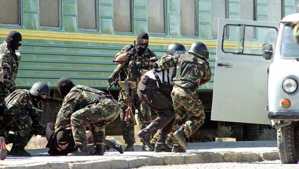 Servicio de Seguridad Nacional, Armenia (archivo) - Sputnik Mundo