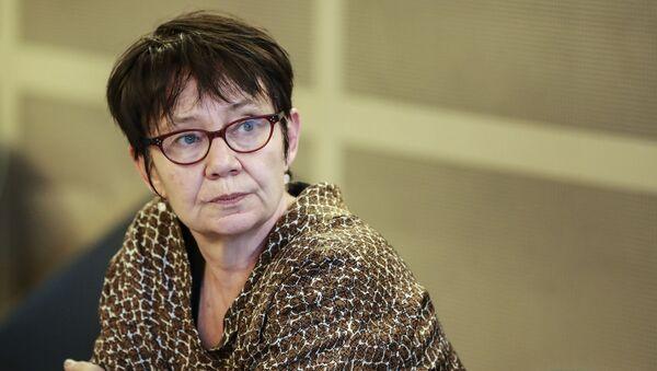 Odile Renaud-Basso, nueva presidenta del BERD - Sputnik Mundo