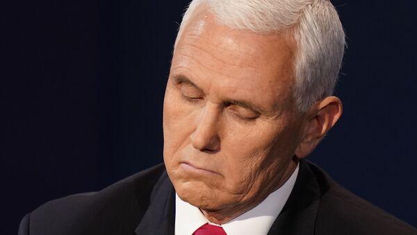 El vicepresidente de EEUU, Mike Pence - Sputnik Mundo