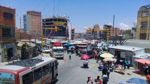 El Alto, Bolivia - Sputnik Mundo