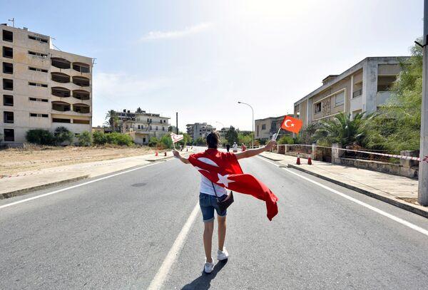 Varosha: la ciudad fantasma chipriota que vuelve a la vida - Sputnik Mundo
