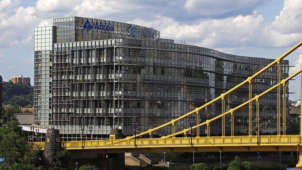 Sede de Alcoa y Arconic en Pittsburgh. Junio 2019 - Sputnik Mundo