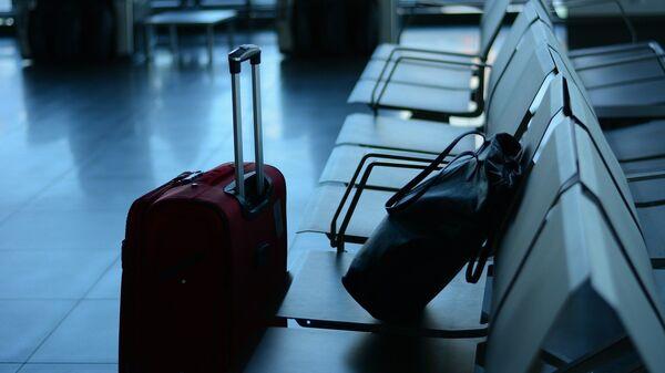 Unas maletas (imagen referencial) - Sputnik Mundo