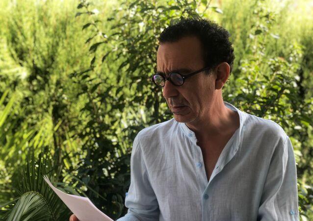Diego Doncel, ganador del Premio Internacional de Poesía Loewe 2020
