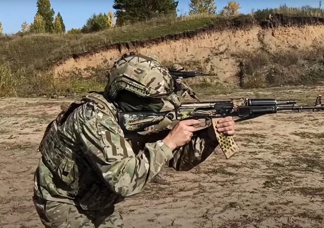 Las Fuerzas especiales rusas