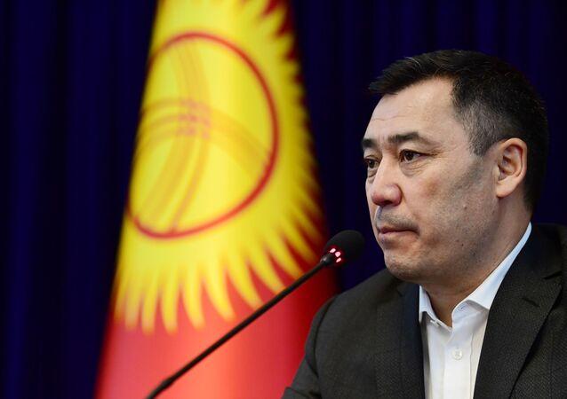 Sadir Zhapárov, el nuevo primer ministro de Kirguistán