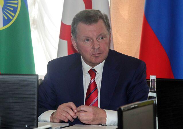 Oleg Beláventsev, cónsul honorario de Nicaragua en Crimea