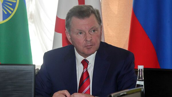 Oleg Beláventsev, cónsul honorario de Nicaragua en Crimea - Sputnik Mundo