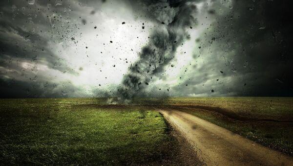 Desastre natural (imagen referencial) - Sputnik Mundo